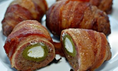 Texas Armadillo Eggs: Bacon-Wrapped Goodness That Will Make You Shed a Tear