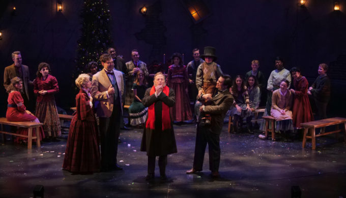 A Christmas Carol Comes to the Texas Hill Country