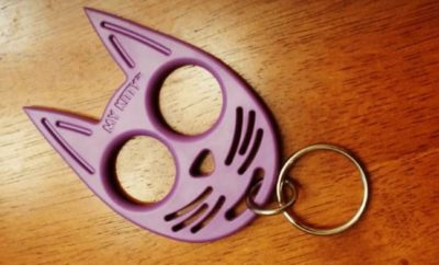 Kitty 'Knuckles' Key Ring Causes Self-Defense Stir in Texas