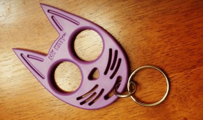 Kitty Knuckles Key Ring Causes Self Defense Stir In Texas