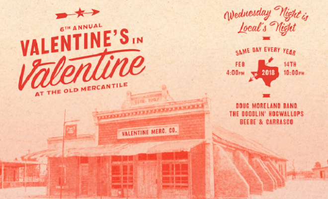 Valentine's in Valentine: A Big Bend Brewing Co. and West Texas Tradition