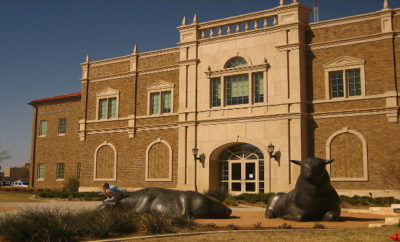 Texas Tech Animal Sciences Building