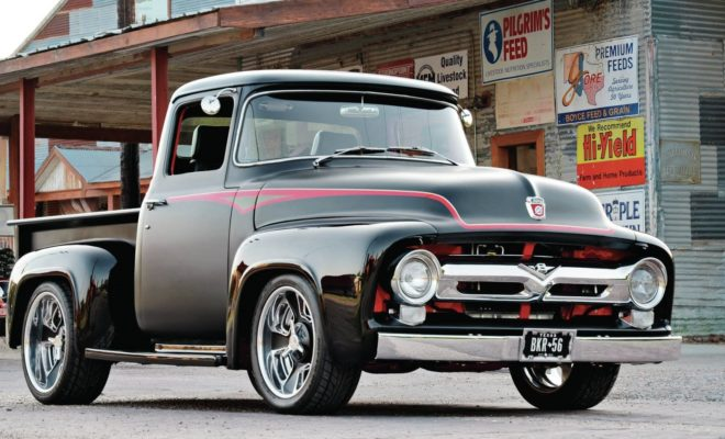 Classic Ford Galveston >> Classic Trucks That Classy Texans Are Putting Back On The Road