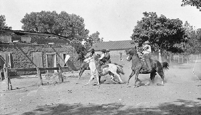 Old Tascosa: One-Time Texas Boom Town, Long-Time Human Services Site