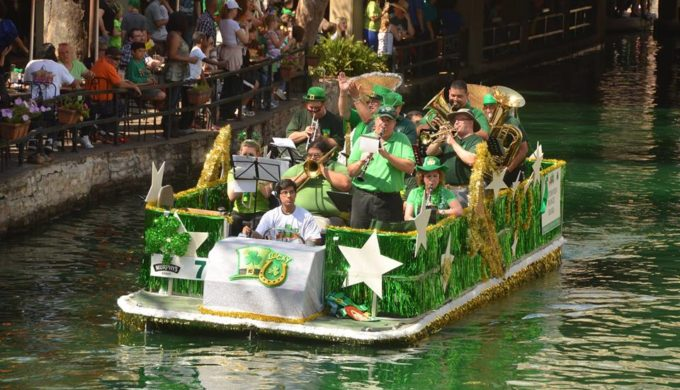 Celebrating St. Patrick's Day in Texas: Going Green in the Lone Star State