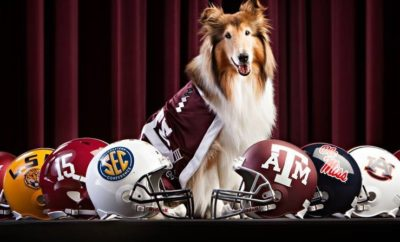 Reveille III, Former Texas A&M University Mascot, Dies at Age 12