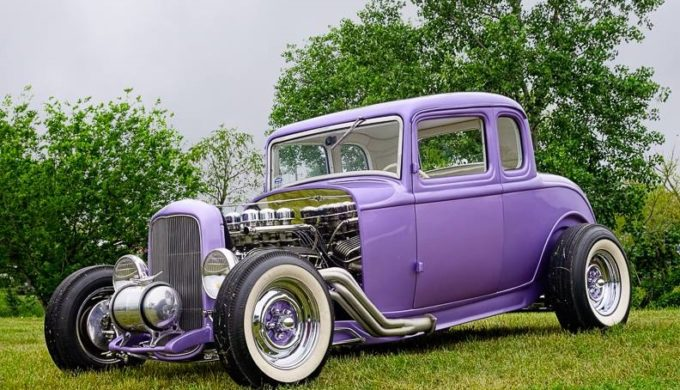 Lonestar Round Up Hot Rod & Custom Car Show and Music Festival Gearing Up For 15th Annual Event