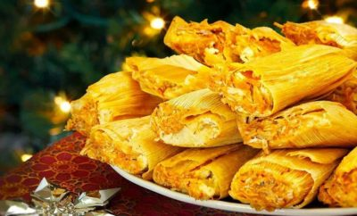 Christmas Tamales: This Festive Food is the Center of Holiday Attention