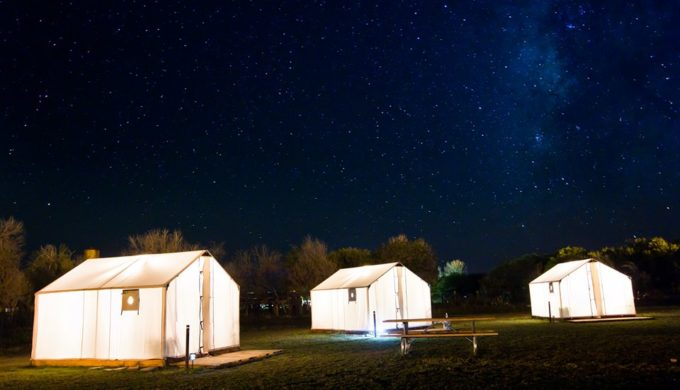 Supercharge Yourself at These Unique Texas Accommodations