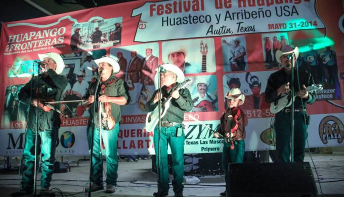 Huapango Sin Fronteras Now Entering Third Year of Great Festivities in Austin