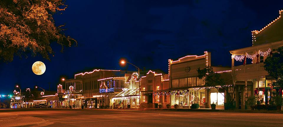 new year - Fredericksburg Tx Christmas