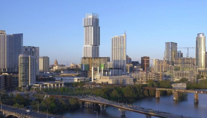 Update: The Independent in Austin, Tallest Residential Tower West of the Mississippi