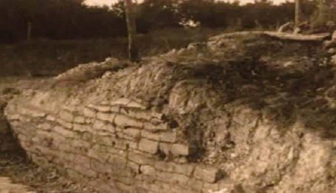 The Rock 'Wall' in Rockwall, Texas: Prehistoric Man, Extra-Terrestrial, or Natural Phenomenon?