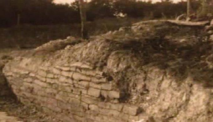 The Rock 'Wall' in Rockwall, Texas: Prehistoric Man, Extra-Terrestrial, or Natural Phenomenon?
