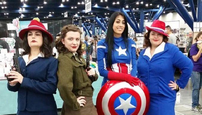 Houston's Comicpalooza: High Likelihood of Having a Near-Chuck Experience!
