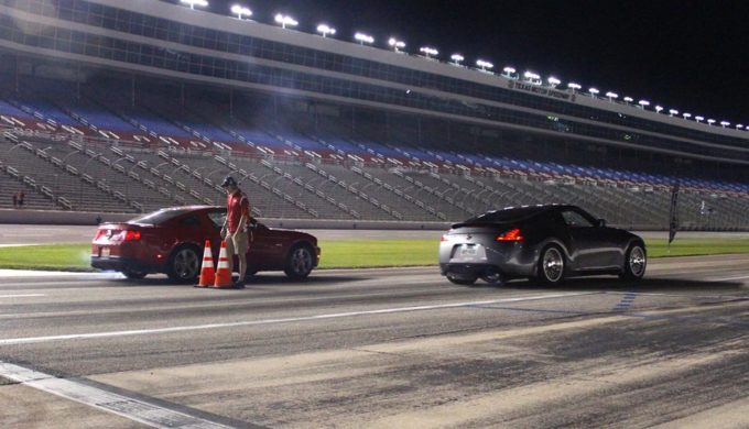 Friday Night Drags are Back at Texas Motor Speedway: Drivers…Start Your Engines!