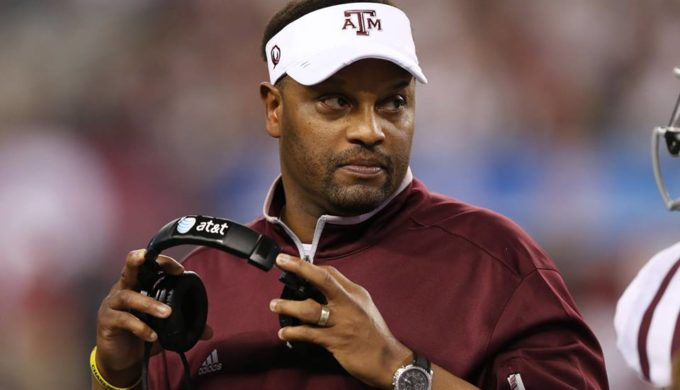 Coach Sumlin Has Full Support of Texas A&M University President