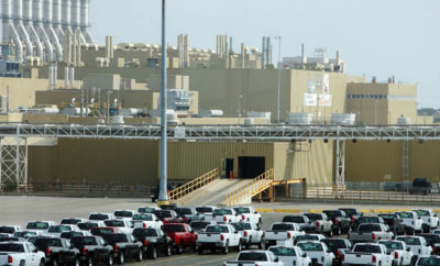 GM Plans to Bring 600 Jobs to Arlington From Abroad for New Supplier Park