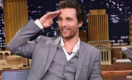 Professor McConaughey to Join Fallon on 'Tonight Show' at UT