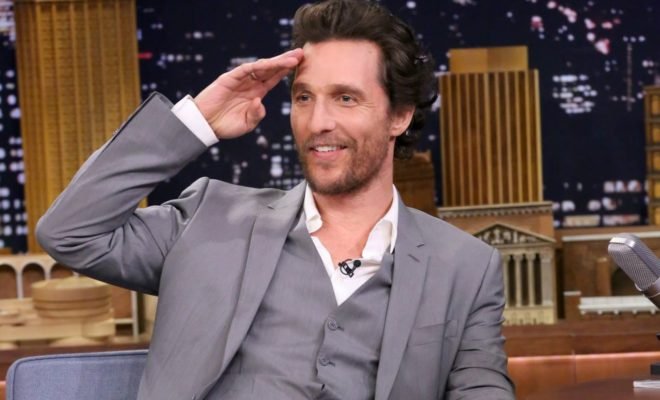 Professor McConaughey to Join Fallon on 'Tonight Show' at UT
