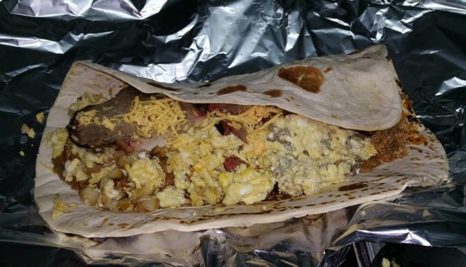 Corpus Christi Restaurant Has the Biggest Breakfast Taco in Texas!