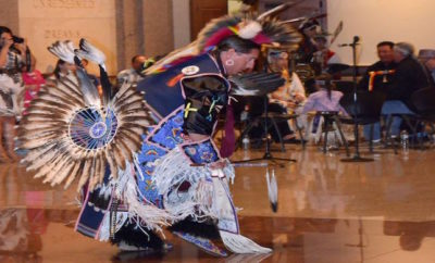 Native American Indians To Perform at Bob Bullock Museum on Friday