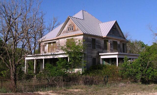 Lonely Texas: Abandoned Buildings and What Value They May Yet Hold