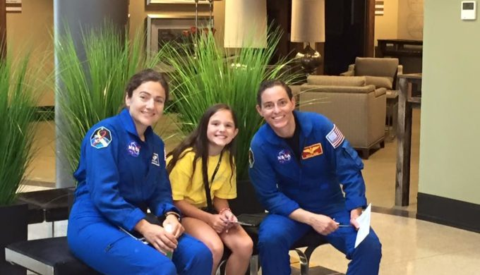 Lunch With an Astronaut at Space Center Houston Gives Visitors a First-Hand Opportunity at a Next-Level Experience