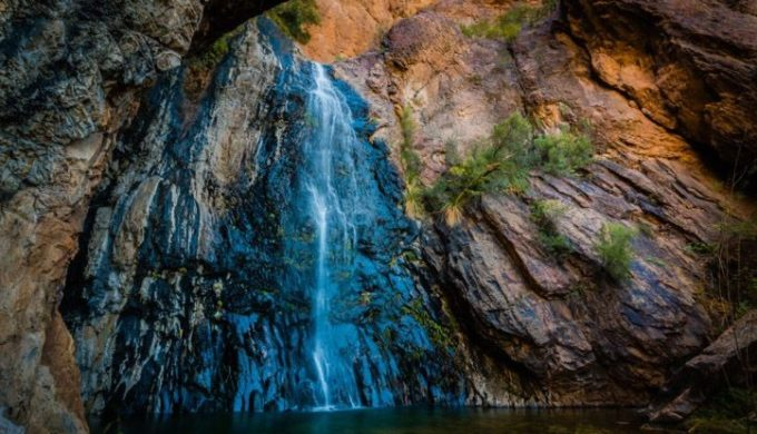 Cattail Falls in Big Bend National Park Is A Delicate Journey With A Magnificent Reward
