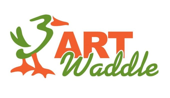 Boerne's Annual Art Waddle