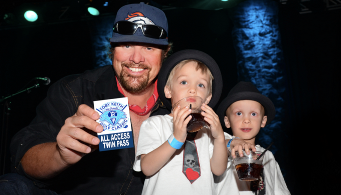 14th Annual Toby Keith & Friends Golf Classic Takes Place June 2 & 3