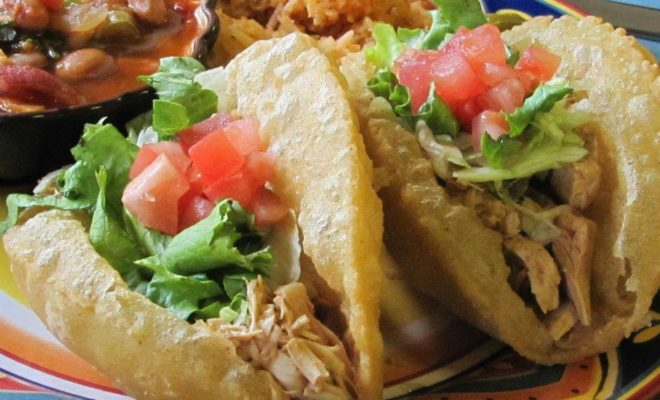 The Puffy Taco of San Antonio: Keeping it Real