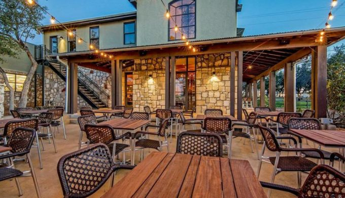 Hill Country Fine Dining Restaurant is Saving the Honeybees & Serving Up a Side of Sweet Goodness