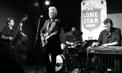 with a Lone Star