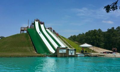 Royal Flush Water Slide is a Texas Summer Sensation of Epic Proportions