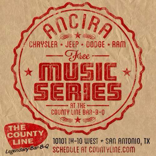 The County Line's Live Music Series Continues To Raise