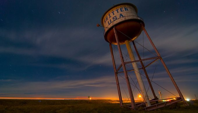 Britten Leaning Water Tower in Groom, Texas Was a Brilliant Marketing Ploy
