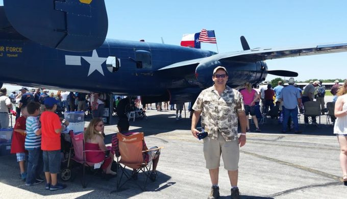 Bluebonnet Air Show