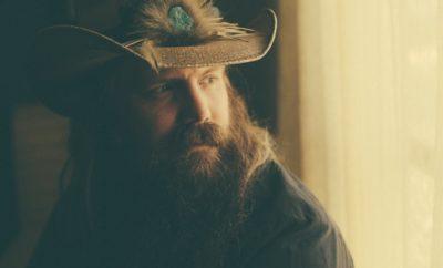 Chris Stapleton Performs Soulful 'Waltz Across Texas'