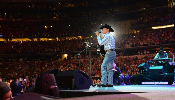 George Strait Announces Fort Worth Concert for 2019 at Dickies Arena