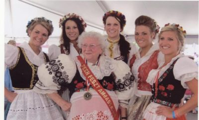 Polka Your Face Off in Ennis at the National Polka Festival