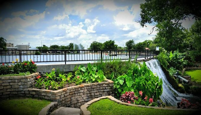 Were it Not for Water: The Driving Force Behind San Saba's Appealing Parks