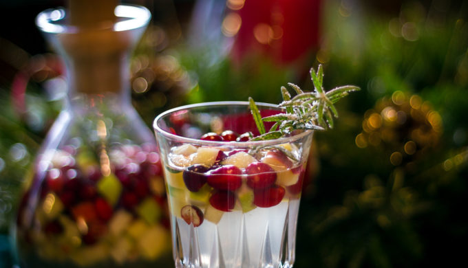 Winter Sangria Just Might Become Your New Best Friend