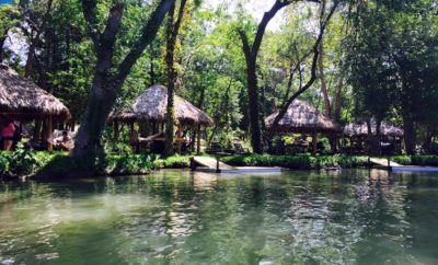 A Trip to Son's Island: Seguin Area Tropical Paradise in Texas
