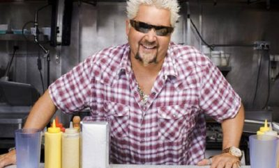 Guy Fieri Films in Houston: 'That's Bananas…and Bananas is Good'