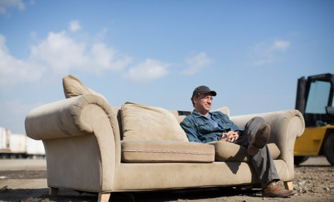 Mike Rowe Mike Rowe's Take on Tiny Texas Houses: Making The Most of Old Material