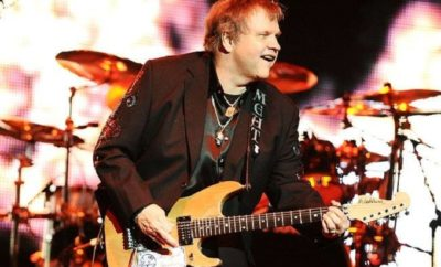 Meat Loaf: Making Unparalleled Moves on Stage and Screen for Fans Of All Genres
