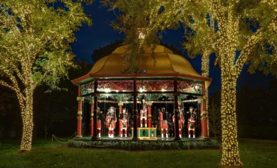 12 Days of Christmas and 12 Days of Beer at Dallas Arboretum