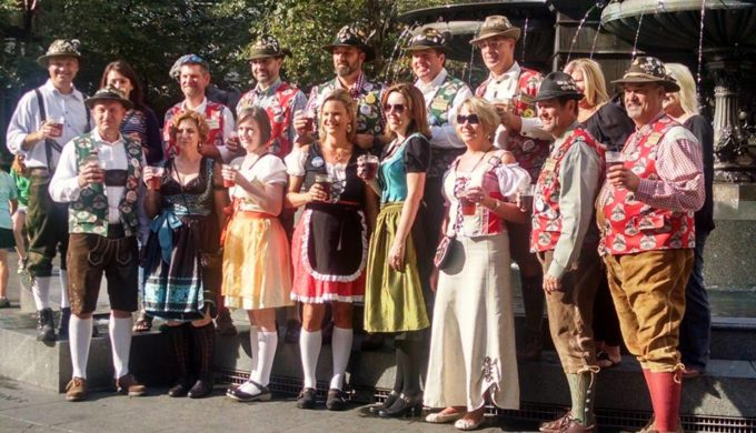 Celebrate the Best of Oktoberfest in True Texas Hill Country-Style!