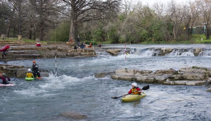 3 Year-Round River Adventures for Kayaking in Central Texas